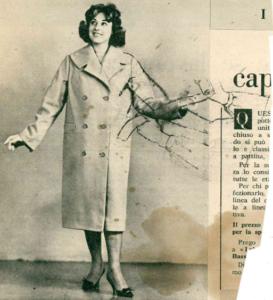 Cappotto, 2014 stampa con trielina, 11x15 cm